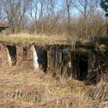 Dawny folwark Myszków