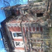 Opuszczony budynek TVP S.A. Gdańsk