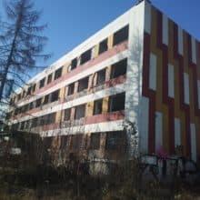 Stary hotel (przy tesco) Częstochowa
