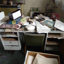 Opuszczone laboratorium Cieszyn