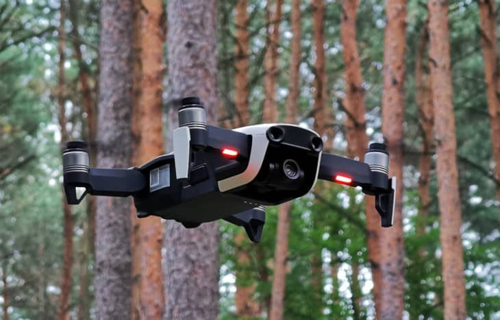 DJI Mavic Air – idealny dron do miejskiej eksploracji?