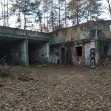 Teren dawnej jednostki wojskowej WRiA OPK Kuźnia Raciborska