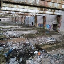 Opuszczone Zakłady Włókiennicze Bewelana w Bielsku-Białej Bielsko-Biała