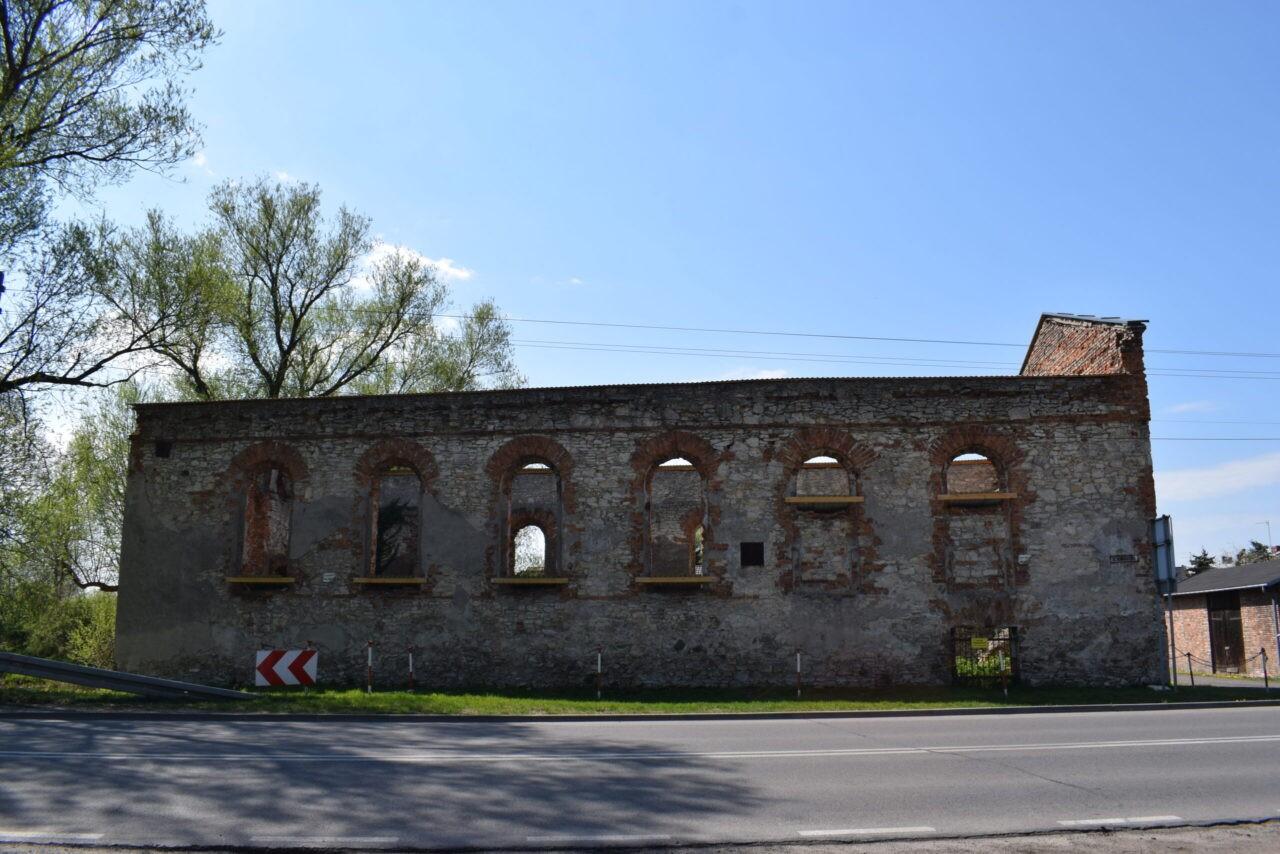 Synagoga Żydowska – Krzepice Krzepice