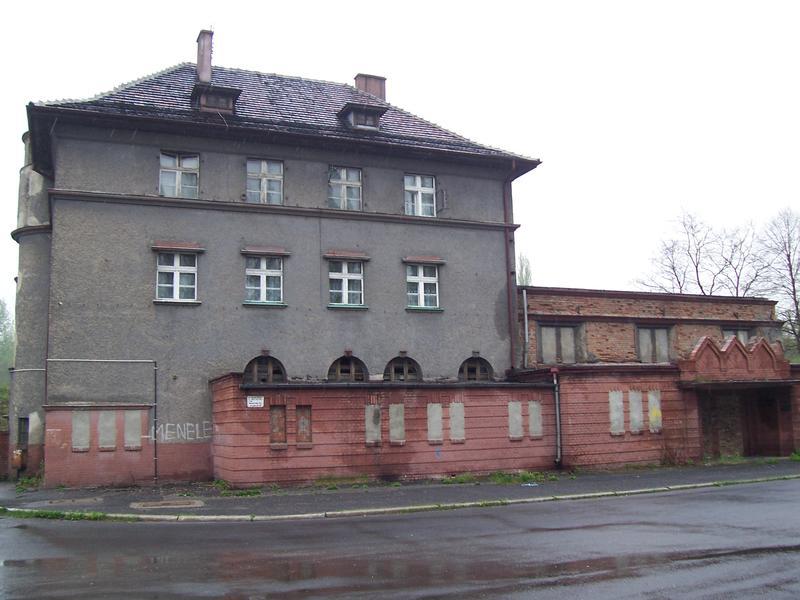 Opuszczona Stacja Kolejowa w Mikulczycach Zabrze