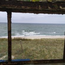 Bobolin Bunkry na plaży Bobolin