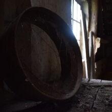 Opuszczona Stodoła Łagiewniki Wielkie