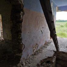 Opuszczony Dwór Wólka Leszczańska