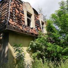 Ruiny Dworu – Zamek Świętoszowice Bytom