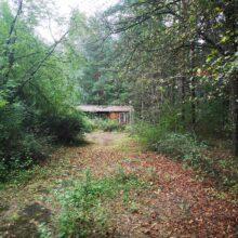 Opuszczony ośrodek Kolonijny Kule