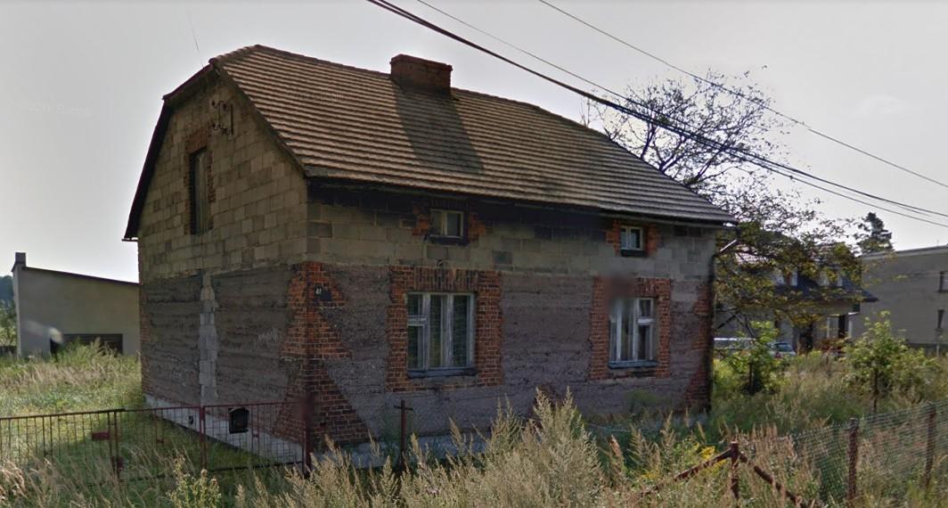 Opuszczony dom Gostyń