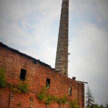 Ruiny cegielni Pszczyna