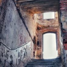 Ruiny Szkoły Podstawowej nr 8 Bytom
