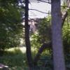 Ruiny pałacyku w Radoniach Radonie