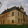 Opuszczony pałac w Ogrodnicy Luboradz