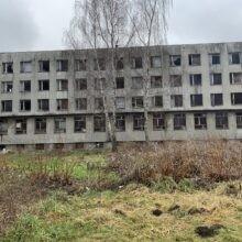 Opuszczony hotel pracowników Fiata Bieruń