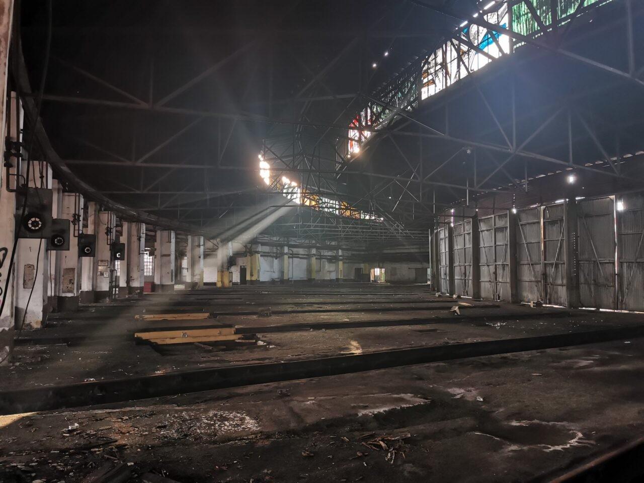 Lokomotywownia Katowice Katowice