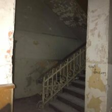 Opuszczony szpital w Raciborzu Racibórz