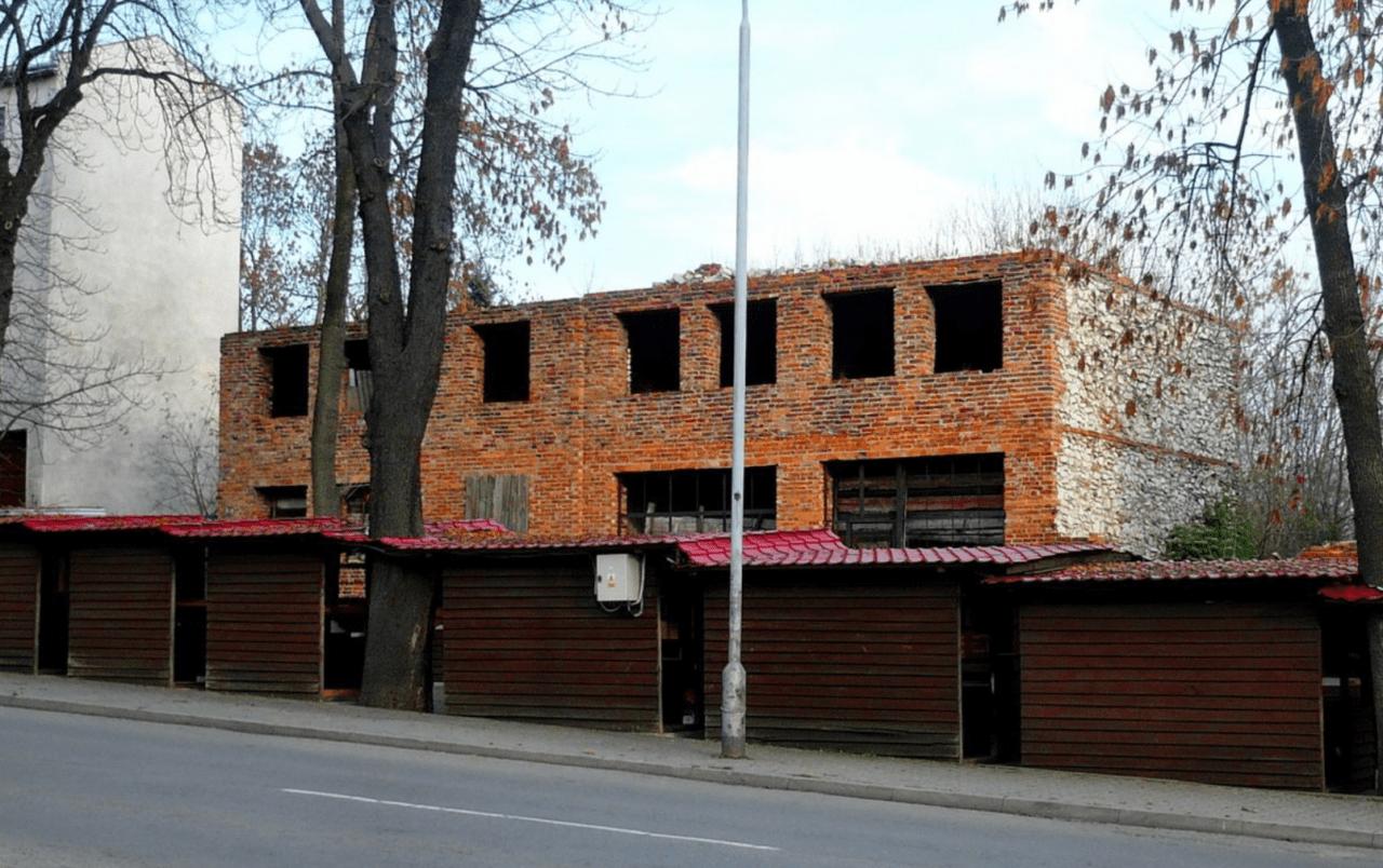 """""""Wieczna budowa"""" Częstochowa"""