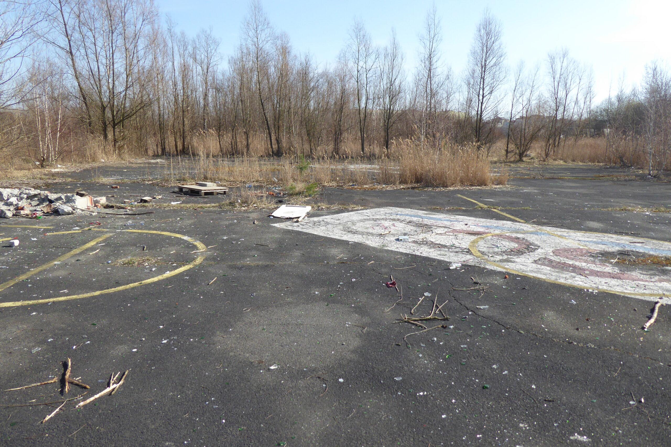 Opuszczone boiska Gliwice