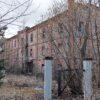 Spichlerz dawnego kompleksu Młynów nad Czarną Nidą Podzamcze