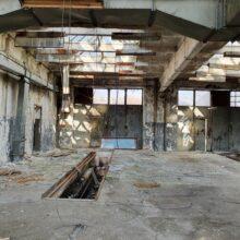 Opuszczony zakład przemysłowy Warszawa