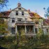 Opuszczony pałacyk – Osina Jemiołów