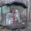 Opuszczony wagon Dobiecin