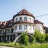 Opuszczony Hotel Wiartel