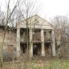 Ruiny dworku Nowy Bedoń