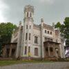 Pałac/willa oraz kilka budynków Piekary
