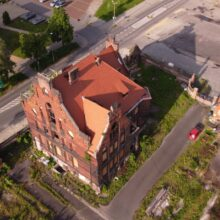 Zniszczone Zakłady Mięsne (Stara Rzeźnia) Chorzów