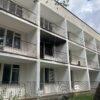 Opuszczony ośrodek wypoczynkowy Pogorzelica