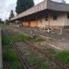 Opuszczony dworzec kolejowy Frombork Frombork