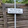 Opuszczony pensjonat Vena – Karłowo Karłowo